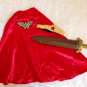 Accessories - Wonderwoman Costume Women's Accesories